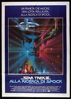 Poster Star Trek Die Suche Von Spock Leonard Nimoy Wars Krieg M259