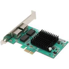 10G Dual RJ45 Ports PCI-Express Gigabit Ethernet Network Card Adapter For Intel