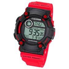 Relojes de pulsera Deportivo de goma luz