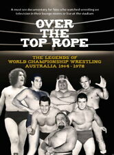 OVER THE TOP ROPE DOCUMENTARY World Championship Wrestling 1964-1978 DVD NEW