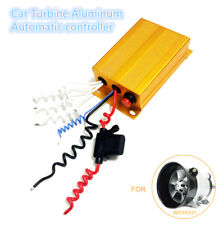 Car Turbine Aluminum Automatic Controller for 35000 RPM Electric Turbo Charger