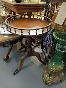 Bevan Funnell Gallery Top Wine Table