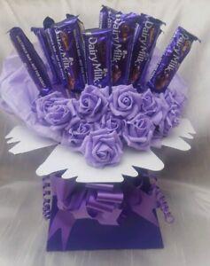 Chocolate Bouquet Cadburys Dairy Milk Ideal Birthdays - Sweet Gift hamper