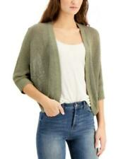 MSRP $50 Willow Drive Cocoon Cardigan Green Size Large
