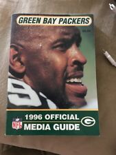 1996 Green Bay Packers Official Media Guide Book, NFL, Reggie White