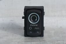 2005-2011 CADILLAC STS IGNITION PUSH TO START SWITCH ACCESSARY BUTTON 25893239