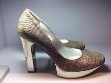 Women's snake skin Patrick Cox heels  size 39