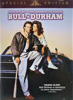 Bull Durham Special Edition DVD, Susan Sarandon, Kevin Costner Widescreen, New