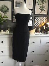 Corset Dress Broadly Anglaise 10 Black Blogger Scandinavian Trend Lable