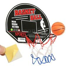 New Child Kids Indoor Mini Basketball Game Toys Xmas Gift WIth Ball Hoop Sticker