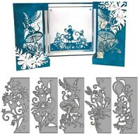 Party Mouse Metal Cutting Dies For Diy Scrapbooking Embossing Paper Card Uij