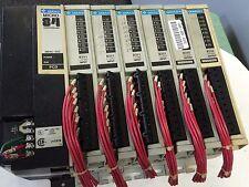 USED GOULD AS-M84A-002 PLC SYSTEM MICRO 84 CPU, I/O'S, B351, B350, CU