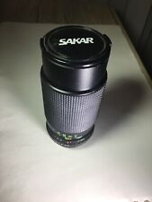 Sakar Pentax 80-200mm Zoom/c-macro 1:4.5