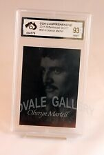 Oberyn Martell Game Of Thrones Insert Card Graded Mint