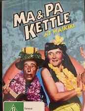 MA & PA KETTLE AT WAIKIKI DVD [New/Sealed]