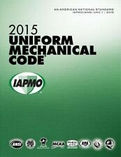 2015 Uniform Mechanical Code Book in Loose leaf - New