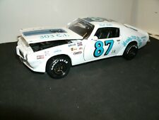 #87 jr BUCK BAKER 1970 BRUSHY MOUNTAIN MOTORS PONTIAC FIREBIRD 1/24 RARE CUSTOM