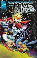 Cosmic Powers Unlimited Vol 1 #4 Feb 96 VF/NM