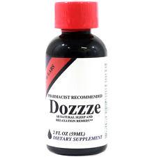 Dozzze Premium Relaxation Syrup Herbal Better than Legal Lean 2 oz (2pc)(Purple)