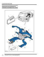 manuel atelier entretien réparation technique Land Rover Range Rover L 322 - fr
