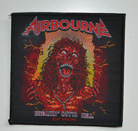 AIRBOURNE - Breakin Outta Hell - Patch - 10,3 cm x 10,3 cm - 164736