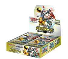 Pokemon Card Japanese - Expansion Pack Dragon Storm Booster BOX JAPAN SM6a