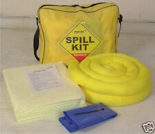 50 Litre Chemical Absorbent Emergency Spill Kit