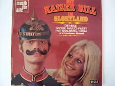 "KAISER BILL EN EL GLORYLAND COLONEL KWAI 12"" LP L3380"