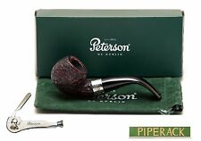 NEW Peterson Donegal Rocky Bent Briar Pipe 03 Fishtail