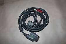 Original Microsoft Xbox 360 VGA AV Cable X801257-100