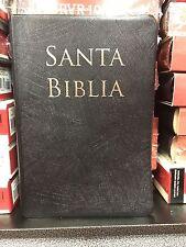 Bíblia De Letra Grande Tamaño Manual Viniy Reina Valera 1960 negro CONCORDANCIA