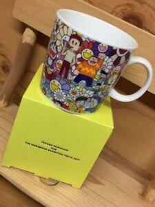 Doraemon Takashi Murakami Venue Limited Mug Cup THE Doraemon Exhibition NAGOYA 2