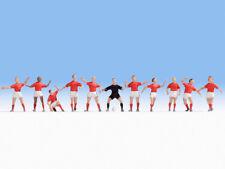Noch 36967 - N FIGURINES 1:160 - équipe de football - Neuf Emballage d'origine