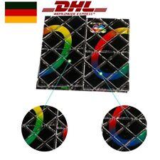 8 Panel 3 Ring Rubik Master Magic Faltpuzzle Würfel Twisty Tees Spielzeug DHL