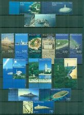 Croatia 2007/2014 ☀ Architecture - Lighthouses - 8 complete sets ☀ MNH**
