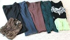 WOMAN'S PLUS SIZE 22/24 (2X-3X) CLOTHING LOT INCLUDING LANE BRYANT AND MORE