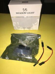 **USED**Tesla Model 3 Door LED Puddle Shadow Lights Projector Car Logo Ghost Kit