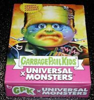 Garbage Pail Kids X Universal Monsters Pink Empty Box - SDCC 2019 Super 7