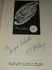 Signed Limited First Edition of Three Thousand Years by Thomas Calvert McClary
