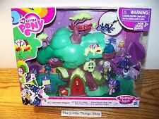 My Little Pony Friendship is Magic Twilight Sparkle Golden Oak Library Playset