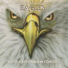 Hotel california en concierto Águilas Disco De Vinilo