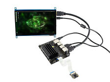 "NVIDI Jetson Nano Developer Kit Package C 7"" Touch Display Camera TF Card for EU"