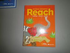 National Geographic Reach, Level B, Volume 2,  Student Textbook 9780736274265