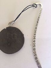 Sestertius Of Nero Roman Coin WC29 Made From English Pewter On  PATTERN Bookmark