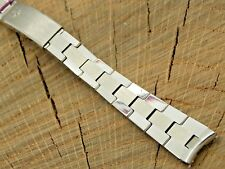 Vintage NOS Unused Baldwin for Accutron Stainless Watch Band 13mm Deployment