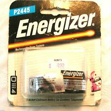 2 Energizer batteries AT&T 450 Mura MP600 601 610 800 900 SW Bell FF-450 -4500