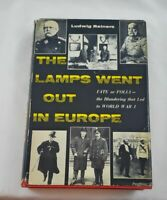 The lamps went out in Europe; Reiners; First Edition; History