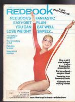 Redbook Magazine Cathy Rigby Rosemary Casals Margaret Mead June 1973