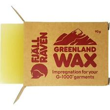 Fjallraven Greenland Wax G1000   G-1000   Paraffin & Beeswax