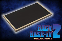 Magnetic Movement Tray for Warhammer 25mm Base 5F x 5D